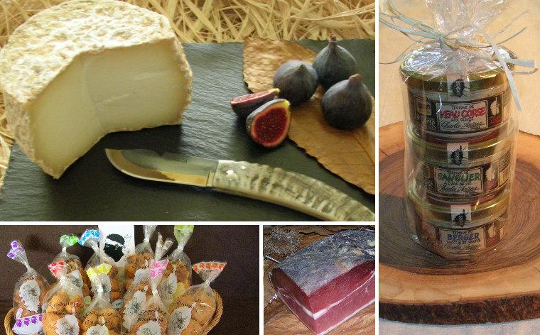 produits fermiers (vente directe) à Ajaccio Numéro et Adresse  Local